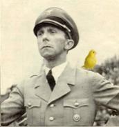 El canario de Goebbels