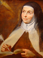 Teresa de Ávila, Santa Teresa de Jesús