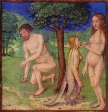 lilit adan y eva manuscrito s. XV