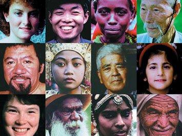 Resultado de imagen de Las razas humanas del mundo