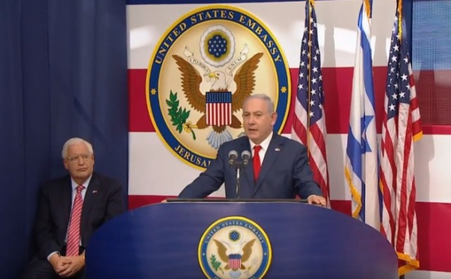 14, mayo, 2018, embajada, jerusalén, donald, trump, aniversario, israel