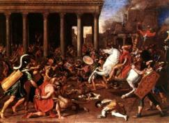 """Los nazis, así como otros antisemitas activos a lo largo de la historia, emplearon estas palabras para herir los sentimientos de los judíos. Es que debemos saber el origen de la exclamación """"hip, hip, ¡hurra!"""", para comprender su gravedad. Hace alrededor de 1900 años, en manos del general Tito, cayó Jerusalén y el Templo santo fue puesto en llamas y arrasado, los soldados romanos trasmitieron este mensaje codificado: """"HEP"""". Aquellos entre nuestros enemigos que estaban al tanto de la clave al oír el mensaje soltaban un jubiloso: """"¡Hurra!""""."""